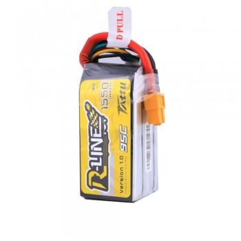 Tattu R-Line 1550mAh 4s 95c Lipo Battery