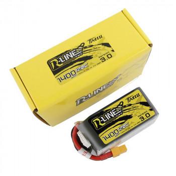 Tattu R-Line V3.0 1400mAh 6s 120c Lipo Battery