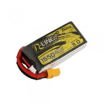 Tattu R-Line V3.0 1550mAh 4s 120c Lipo Battery