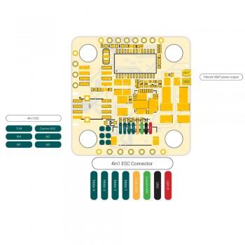 Lumenier LUX MINI F7 20x20 Flight Controller