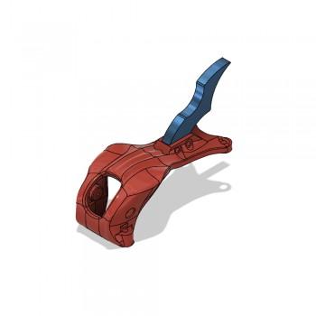 Cobra Lite Canopy w/ Removable Turtle Fin