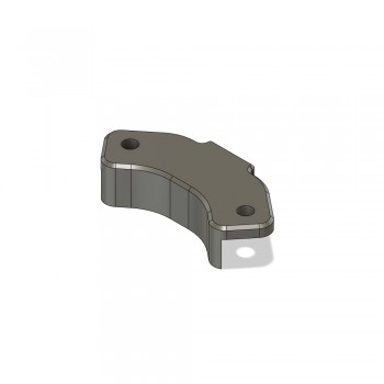 Cobra Micro Aluminum CLS Plate