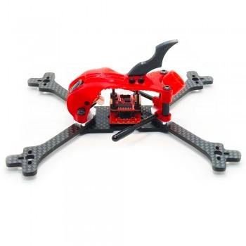 """Cobra Micro 3"""" Canopy w/ Removable Turtle Fin"""