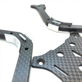 "Cobra SLX EVO 5"" Racing Frame"