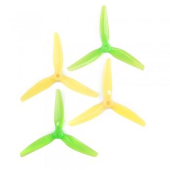HQProp Ethix S4 Lemon Lime Props (Set of 4)
