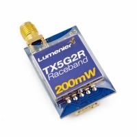 Lumenier TX5G2R 200mW 5.8GHz VTX w/ Raceband (SMA)