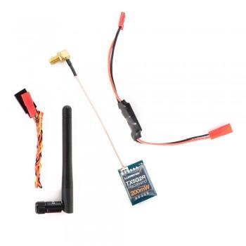 Lumenier TX5G2R 200mW 5.8GHz VTX w/ Raceband (Pigtail SMA)