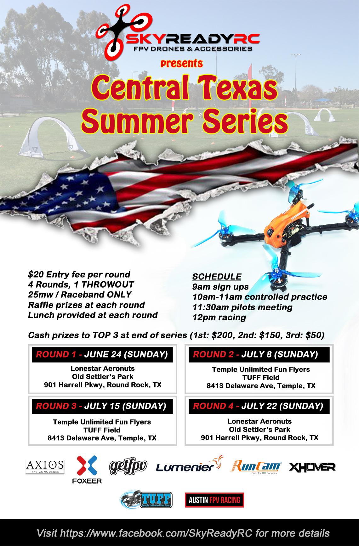 Central Texas Summer Series